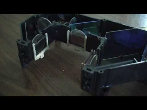 how lcd projectors work part 1 of 2 youtube. Black Bedroom Furniture Sets. Home Design Ideas
