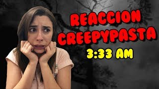 DON'T PLAY ROBLOX AT 3:33 A.M. REACTING TO CREEPYPASTA