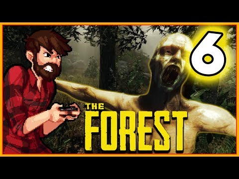 WATER BOARD | The Forest FULL RELEASE 1.0 Gameplay Let's Play #6