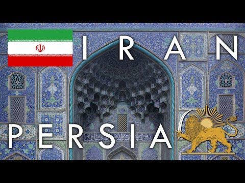 Iran - Nation States Of Earth #3