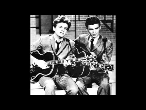 The last ever song performed by the Everly Brothers