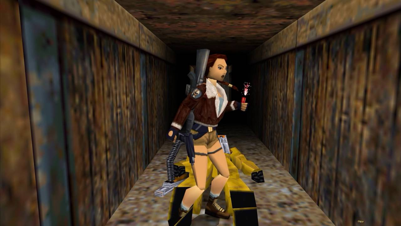 Tomb Raider Ii The Golden Mask 1999 02 Fool S Gold Youtube