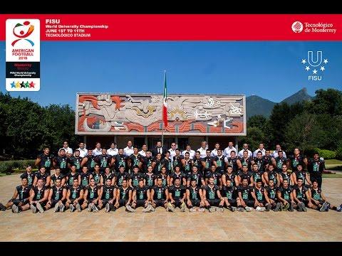 Conoce  el Roster Selección Mexicana Universitaria