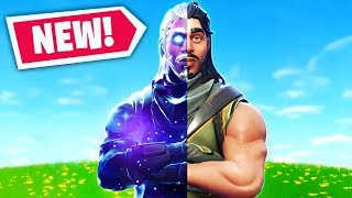 DIE ULTIMATE DEFAULT SKIN In Fortnite Battle Royale (Galaxy Skin)