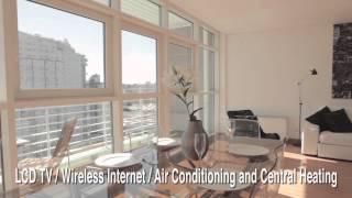 Rent4Rest Lisbon fabulous 17th Floor River view apartment located in EXPO / Parque das Nações