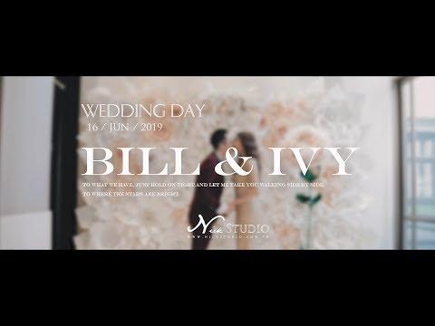 [婚禮錄影] 萬豪酒店 Bill & Ivy 結婚/證婚/宴客