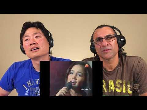Reaction -  Siti Nurhaliza - Bapisah Bukannyo Bacarai