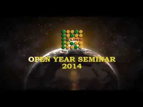 Open year 2014 K-LINK INTERNASIONAL
