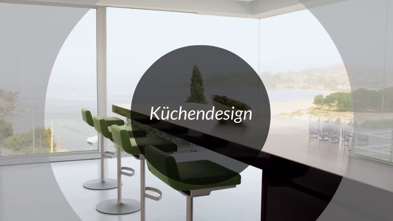Küchendesign vom Küchenstudio Sendlhofer - YouTube