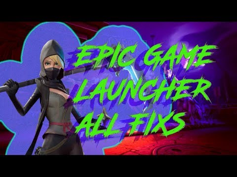 Epic Games launcher AS 1041 AS 0 error code (SOLUCION ...