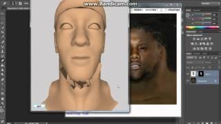 NBA 2K14 Cyberface Editing in PC