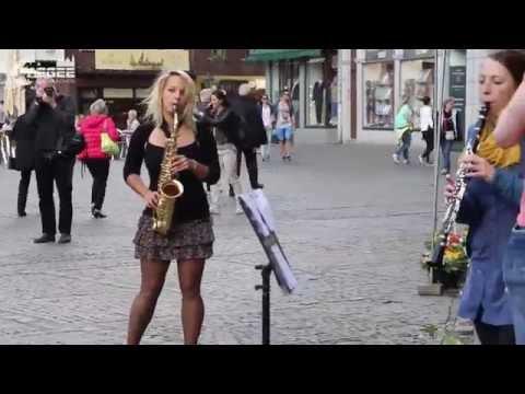 AEGEE-Aachen presents: Ode to joy (Flashmob)