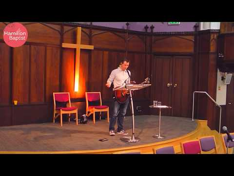 Hamilton Baptist Church Live Stream