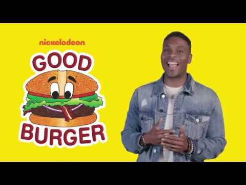 Sisanie - Remember 'Good Burger'? Nickelodeon Is Launching A Pop Up Of The Restaurant