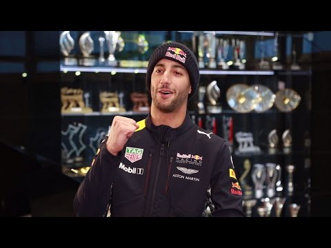 Daniel Ricciardo Australian Towns True or False
