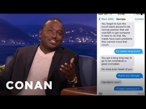 Hannibal Buress's Landlord From Hell  - CONAN on TBS