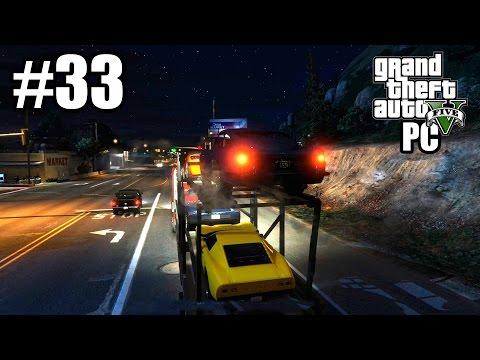 Частный извоз #33 - GTA 5 PC