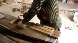 Проставки для армирования плитного фундамента.MOV(Изготавливаем проставки для армирования плитного фундамента., 2010-08-16T17:52:33.000Z)