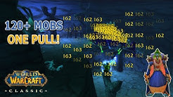 WoW Classic - MARAUDON 1 PULL in 10.5 min! - 100k xp/hr & up to 200g/hr! - Powerlevel and Gold Farm