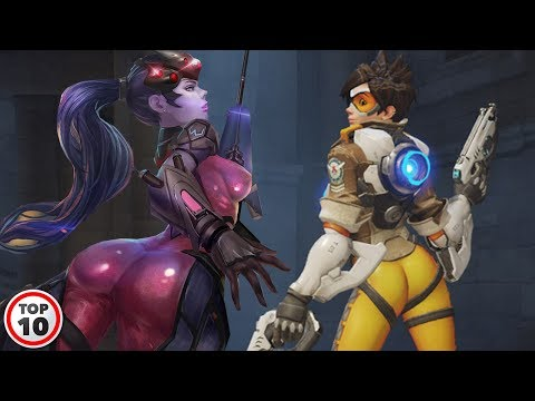 Top 10 Overwatch Skins That Should Be Illegal thumbnail