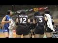 2016スーパーカレッジ女子決勝 鹿屋体育大 vs 筑波大