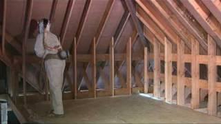 Isolation toiture - Isolation combles