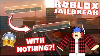 HOW LONG IT TAKES TO GET TO 10K CASH IN ROBLOX JAILBREAK!