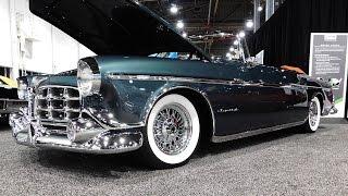 1955 Chrysler Imperial Convertible Rutterz Rodz The SEMA Show 2016