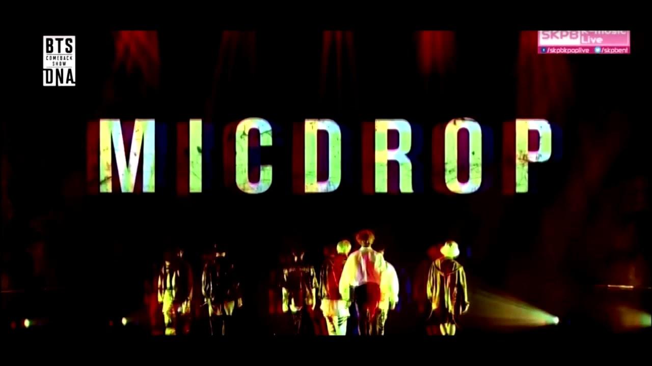 [DOWNLOAD] 방탄소년단 BTS - Mic Drop feat  Desiigner (Steve Aoki Remix)