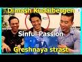Dimash Kudaibergen - Sinful Passion Reaction Димаш Кудайберген    Asian Australian Reaction