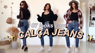Looks com calça jeans skinny que vão te deixar estilosa  ✨