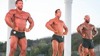 DMITRY KLOKOV - Bodybuilding competition