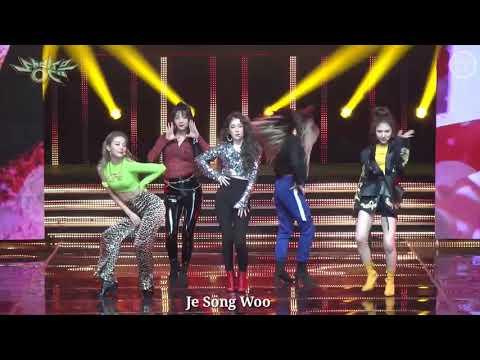 Red Velvet RBB (Really Bad Boy) Dance Mirror