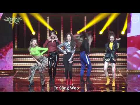 Red Velvet RBB (Really Bad Boy) Dance Mirror