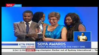 SOYA awards set to be held in Mombasa for first time ever