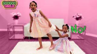 Thats My Dress Gaby  Goo Goo Girl Want The Same Dress