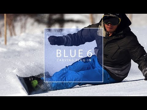 「CARVING PLUG-IN BLUE6」予告編