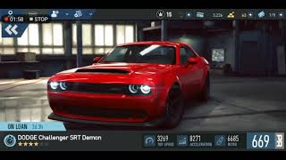NFS No Limits   on honor 7x