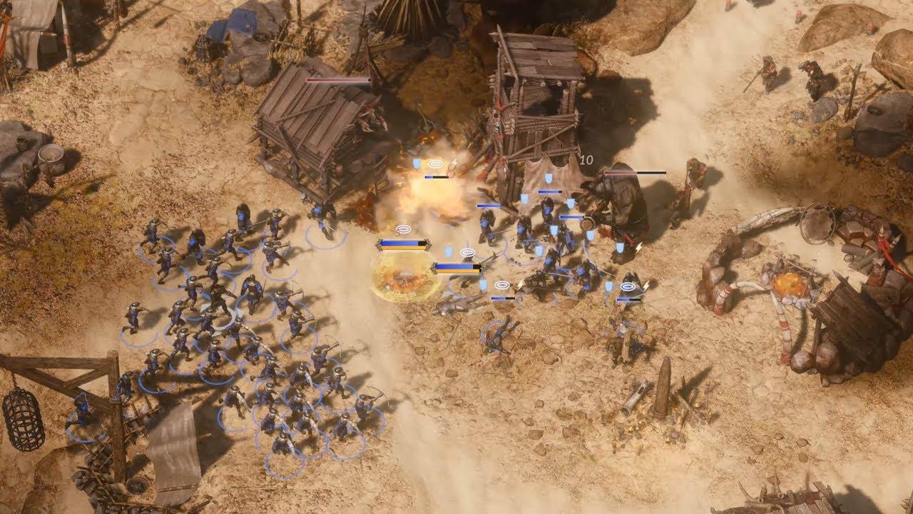 SpellForce 3 (2017) – Gameplay (PC/UHD)