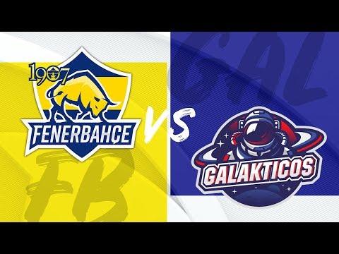 1907 Fenerbahçe Espor ( FB ) Vs GALAKTICOS ( GAL ) | 2019 Yaz Mevsimi 2. Hafta
