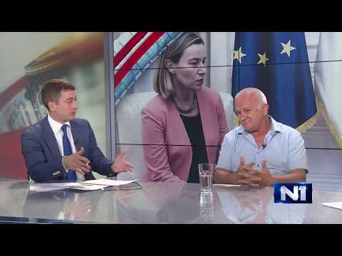 Dušan Janjić i Stevan Gajić o strategiji za Kosovo