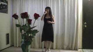 chieu ha vang sing by bach tuyet