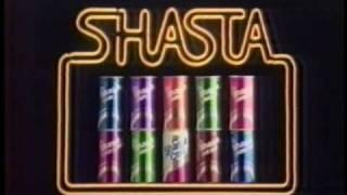 Shasta Pop 1981 TV commercial