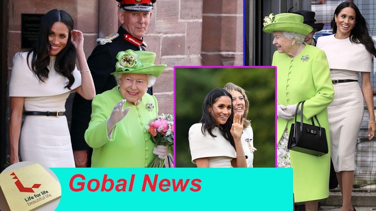 ''View the Duchess's wardrobe'': Why Meghan Markle Wears Neutrals Around th