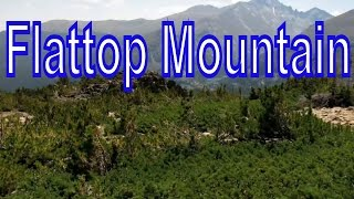 Flattop Mountain, Mountain in Anchorage, Alaska, United States