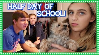 HALF DAY OF SCHOOL & HE WANTS HOW MUCH MONEY??