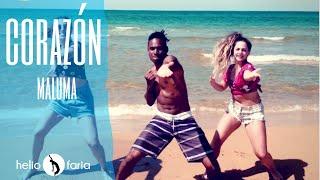 Corazón - Maluma Feat Nego Do Borel - Helio Faria