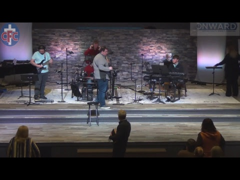 Community Fellowship Church  Stream