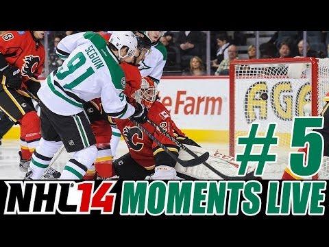 NHL 14 Moments Live #5 |