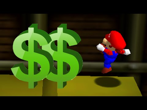 A rare new glitch has been found in Mario 64, and this guy's offering $1000 to whoever can replicate it